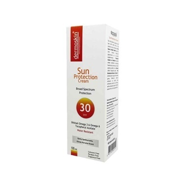 Dermoskin  Sun Protection SPF30 Cream 100ml Renksiz